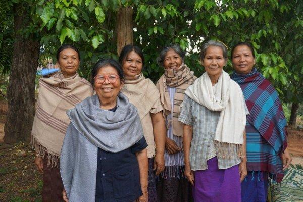Thai Grandma Scarves: Gifts for world travelers