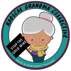 Radical Grandma Thailand logo