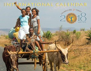 Returned Peace Corps Volunteer Calendar