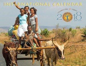 Returned Peace Corps Volunteer Calendar